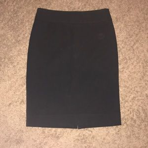 Banana Republic Black Pencil Skirt, size 4
